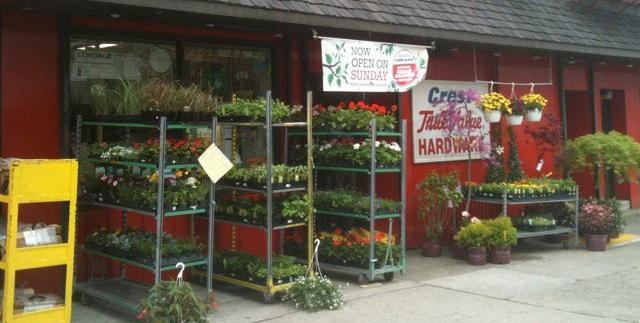 Crest Hardware Urban Garden Center