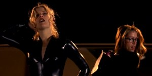 GIFterpiece Theatre: Ali Larter, Eliza Dushku show off their skills in leather