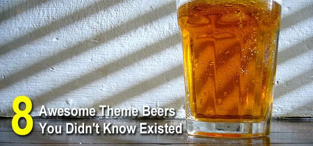 Best Theme Beers