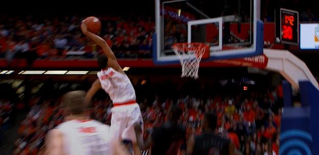 Michael Carter-Williams dunk