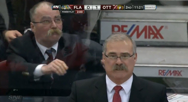 Paul MacLean lookalike