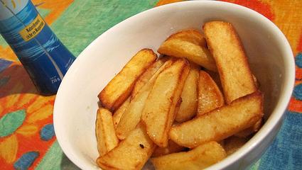 Salt French Fries