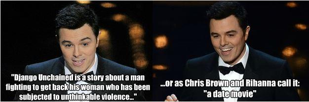 Seth McFarlane Oscars