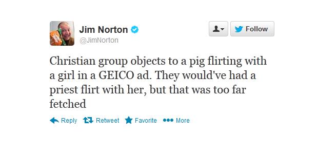 geico pig