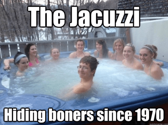 """""""The Jacuzzi"""""""