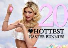 Hot Easter Bunnies