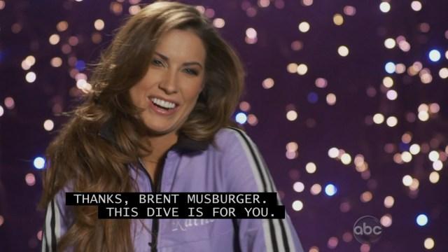 Katherine Webb Brent Musburger