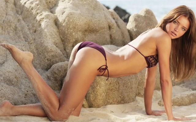 Miranda Kerr butt