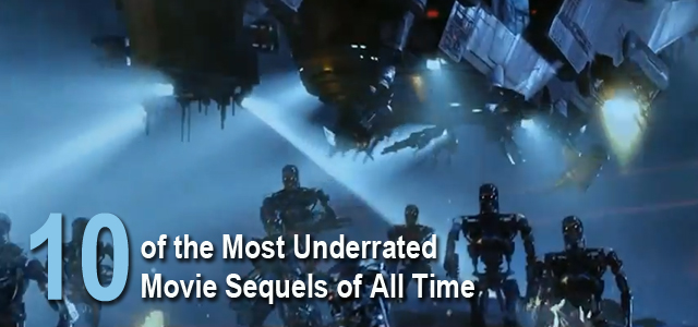 Most Underrated Movie Sequels