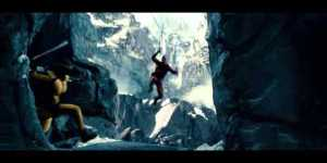 Here's the whole ninja fight from 'G.I. Joe: Retaliation'