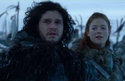 jon snow wildlings