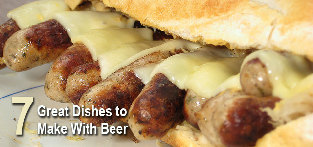 Cooking with Beer Recipes
