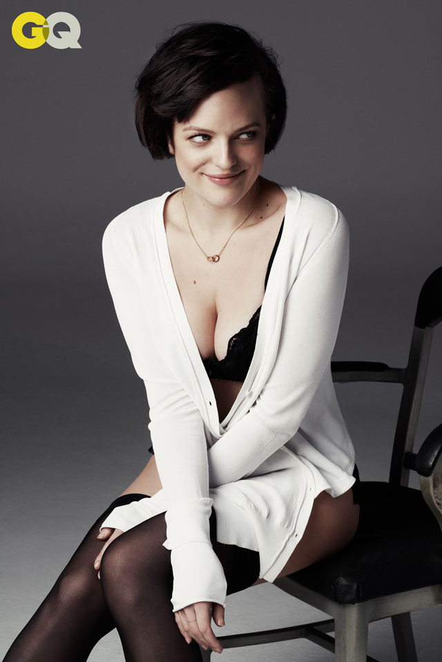 Elizabeth Moss Mad Men