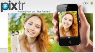 pixtr app