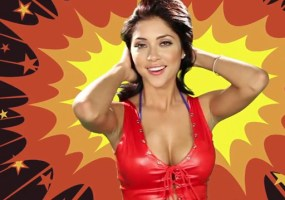 Arianny Celeste boobs