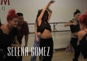 Selena Gomez dance