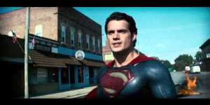 'Man of Steel' featurette shows Superman in real world