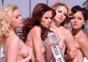 Miss USA nude