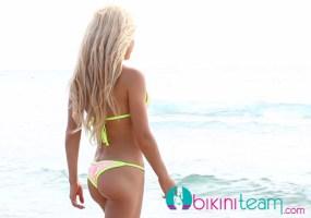 Chelsey Novak bikini butt