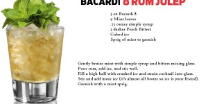 Bacardi 8 and Bacardi Solera prove the bat isn't a one trick pony