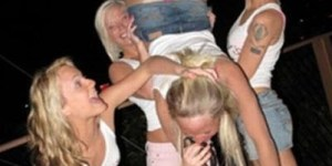 Sorry for partying: A Guyism tribute to keg stands