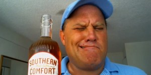 Shoenice chugs fifth of Southern Comfort in 11 seconds