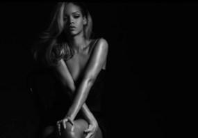 Rihanna perfume commercial