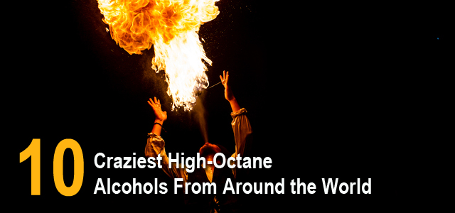Highest Alcohol Drinks in the World