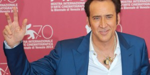 Finally, Nicolas Cage named best actor in the world