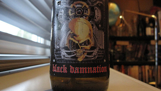 black damnation