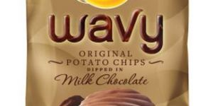 Lay's making chocolate-covered potato chips, because America