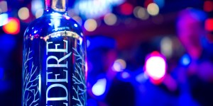 Belvedere makes Silver Saber LED vodka bottle to light up the nightclub
