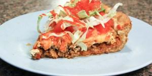 How to make a ridiculous Taco Pie