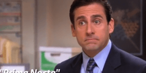 'The Office Time Machine' is amazing and that's what we said