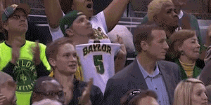 This Baylor Bro Had a Great Time Last Night