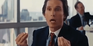'The Wolf of Wall Street' gets the bad lip reading treatment and it's pretty damn funny