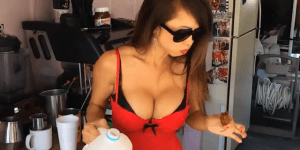 Watching hot women eat a ghost peppers should be a TV show