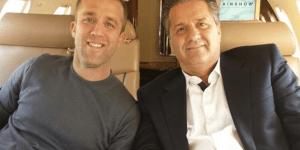 Of Course Tucker Max and John Calipari are Friends