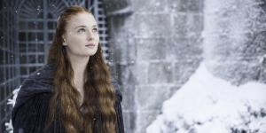 By The Old Gods And The New, You're Going To Want To See Sansa Stark's Deep Cleavage