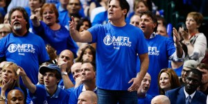 Mark Cuban spoke about racism and a bunch of people took it the wrong way