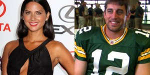 Aaron Rodgers Gave Olivia Munn A Special Ring But Not THE Special Ring