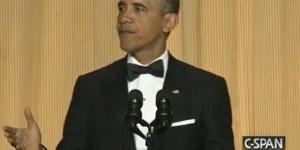 President Obama kills John Boehner with 'Orange really is the new black' joke