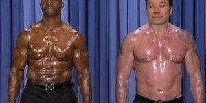 Terry Crews 'nip syncs' on 'The Tonight Show' and his areolas are mesmerizing