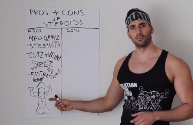 steroids-pros-cons