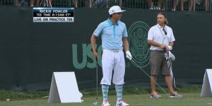 Rickie Fowler honors Payne Stewart with vintage outfit at U.S. Open