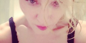 Madonna shared pics of her boobs because…I have no idea