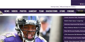 Nobody's more clueless than the Baltimore Ravens PR team