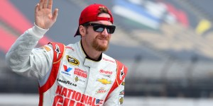 Dale Earnhardt Jr.'s Mom Is Pretty Good at Texting