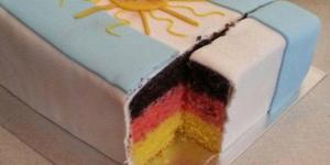 This Seemingly Pro-Argentina Cake Is Hiding a Dark Secret