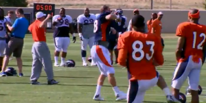 Peyton Manning is the World's Most Phenomenal Dancer